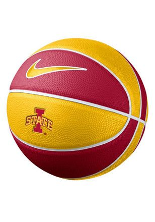 Nike Iowa State Cyclones Mini Basketball