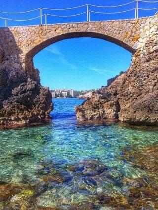 Cala Major: la cala turística por excelencia de Palma | Una Arjonera en Mallorca