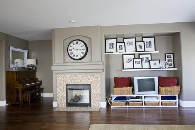 большие часы в интерьере, фото, советы дизайнеров, современные часы