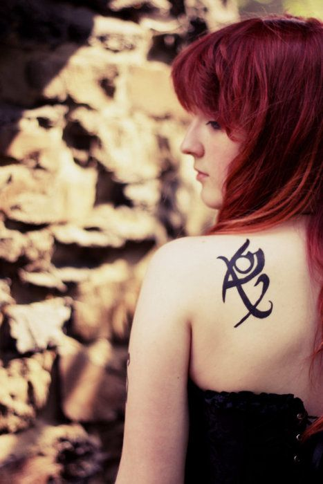 13 best images about the mortal instruments on pinterest for Mortal instruments tattoo