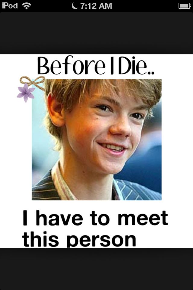 I NEED TO MEET HIM!!! But I would probably fangirl the whole time and be to shy to say anything.❤️❤️