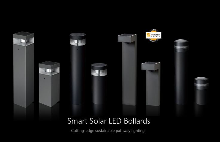 Solar Bollard Lighting Part - 30: METEOR Solar Bollards