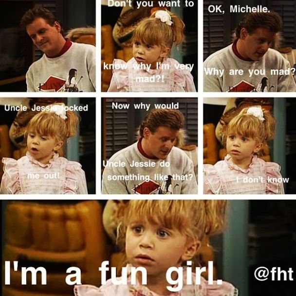 Sorry for pinning so much full house stuff I JUST LOVE IT