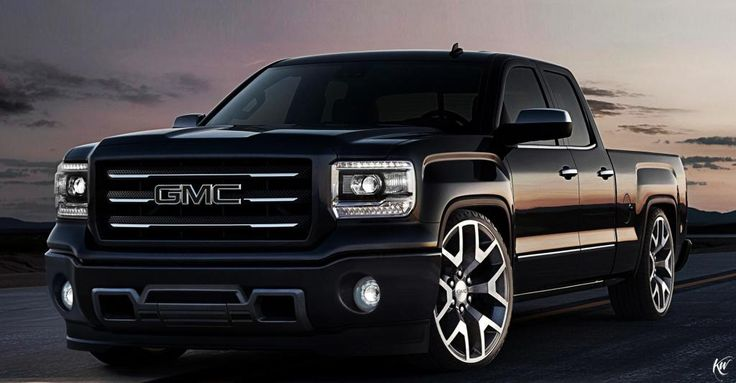 Lowered 2014 sierra | Pickups and SUV's | Pinterest | 2014 ...