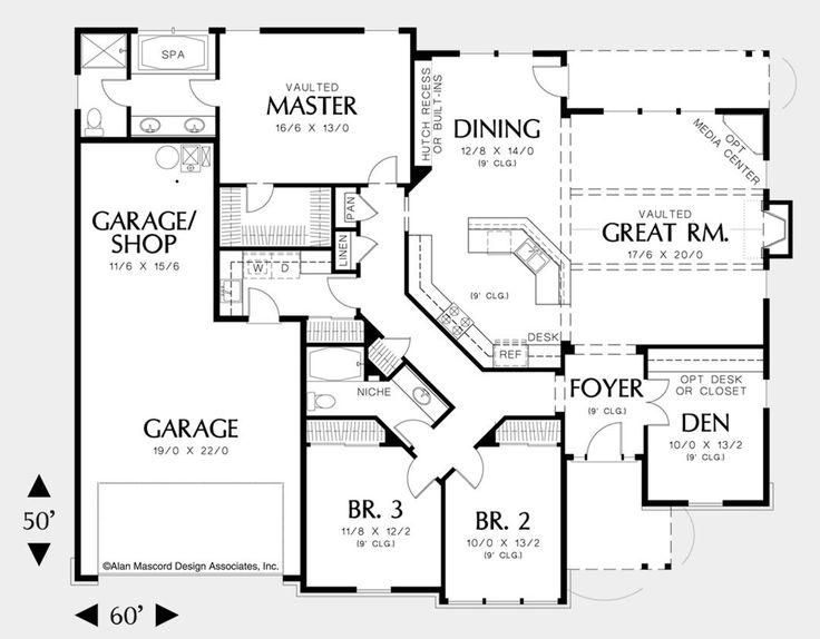 The Galen - Prefabricated Home Plans | Winton Homes