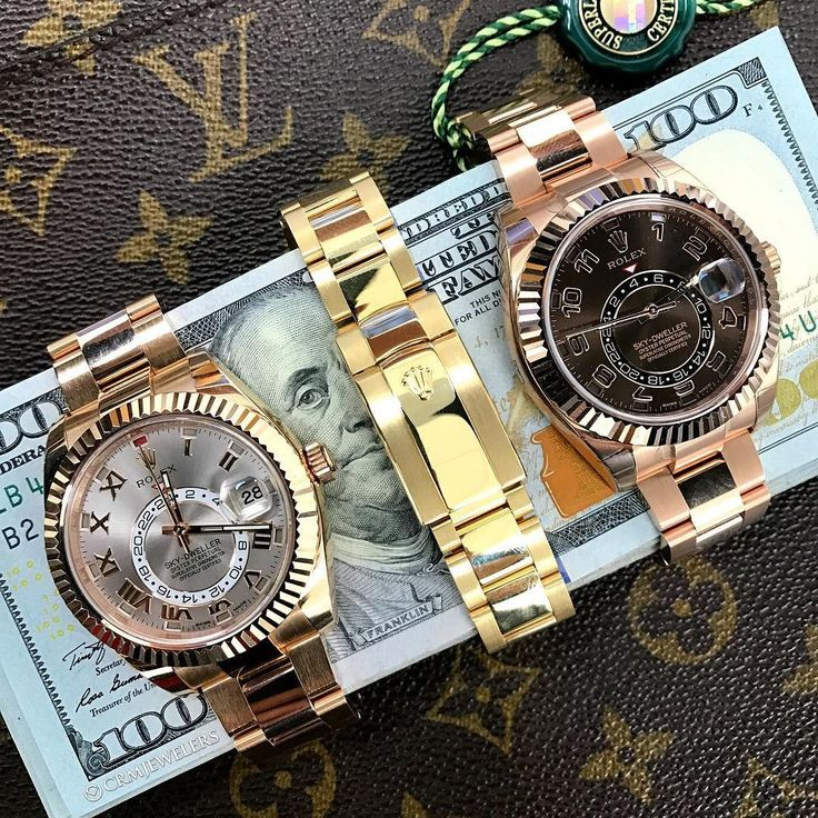 Which is your favorite Skydweller Chocolate vs Silver dial DM or Email for info
