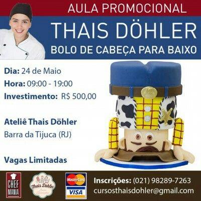 www.chefmania.com.br Chef Thais Dohler