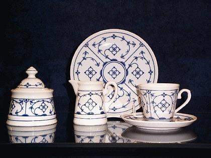 winterling indisch blau kaffeeservice blau weiss pinterest. Black Bedroom Furniture Sets. Home Design Ideas