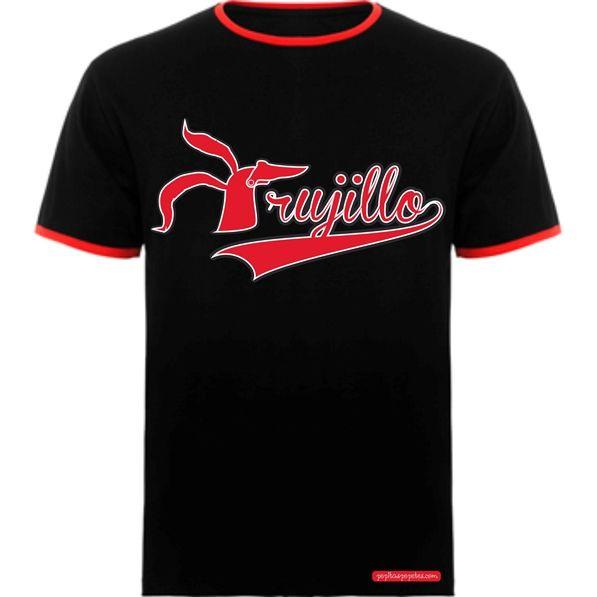 Camisetas Trujillo. Disponibles en www.pepitaspepetes.com