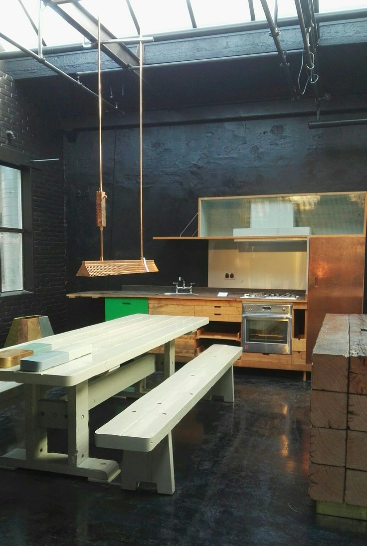 Kitchen by Piet Hein Eek