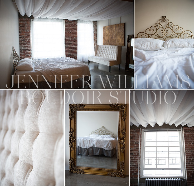 boudoir photography studio inspiration for when i have my own studio the roof the acid washed brick - Bedroom Photography Ideas