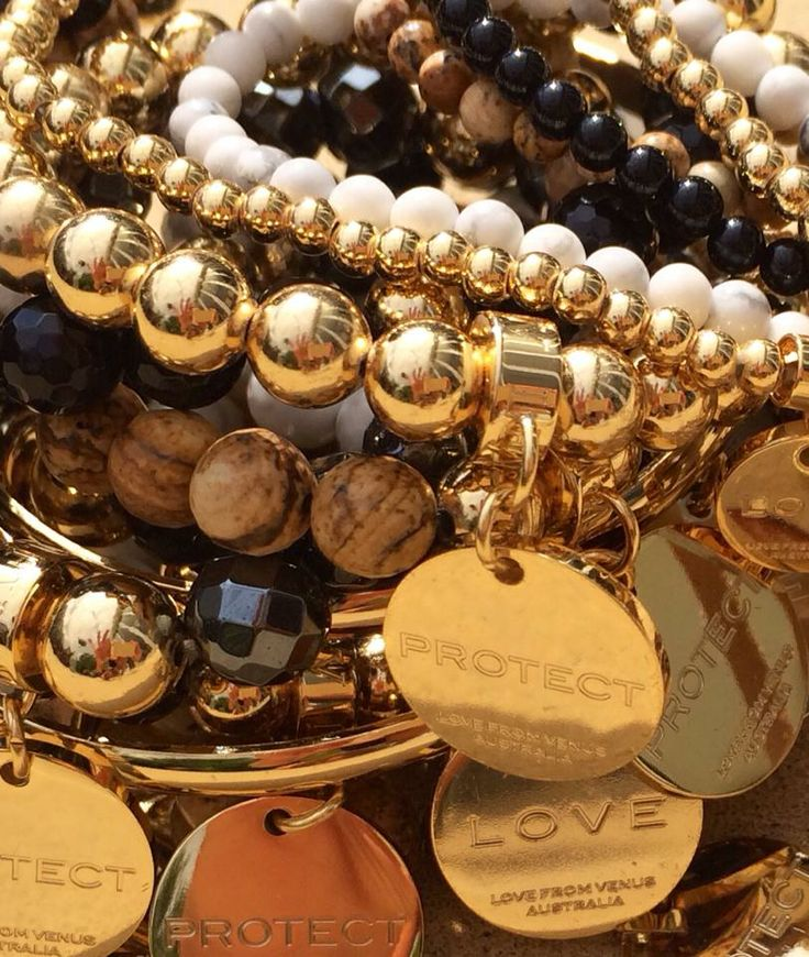 Arm yourself with Love in Love From Venus Australian Jewelry Line