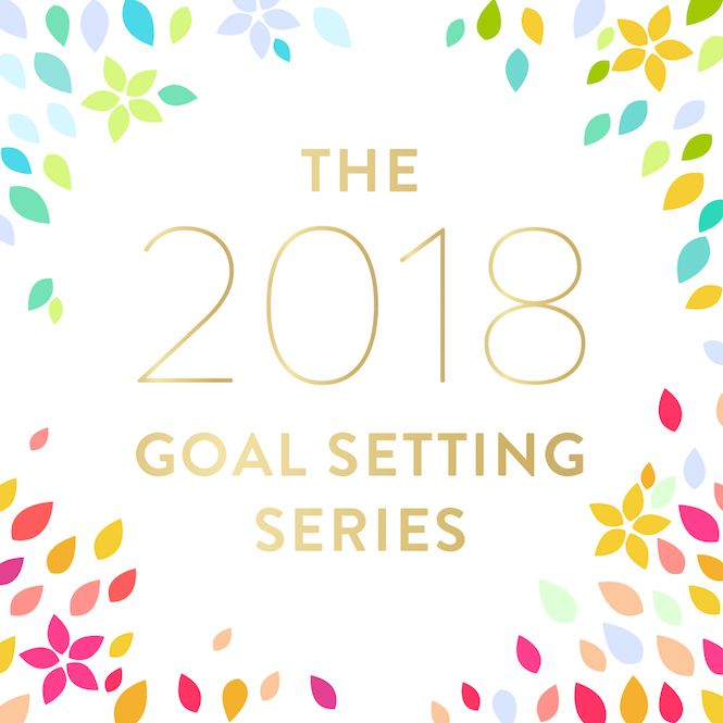 *We are so grateful that ALL of our 2018 PowerSheets are headed to happy homes! Sign up to knowwhen we restock ourSix-Month Undated PowerSheetslater this Spring!Welcome to my Seventh-Annual Make It Happen Goal Setting Series!...