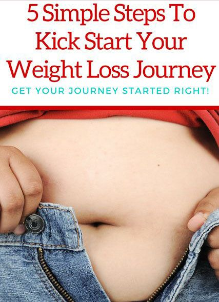 5 Amazing Steps To Start Your Journey Towards Weight Loss Right Now – Medi Idea