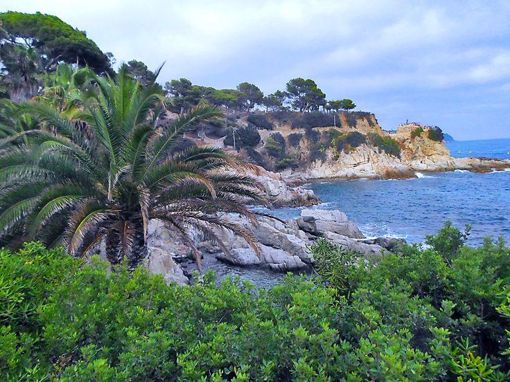Było ciepło i było słonko :)  #Spain #Hiszpania #wakacje #travel #sea #morze #holiday #travelling #lanscape