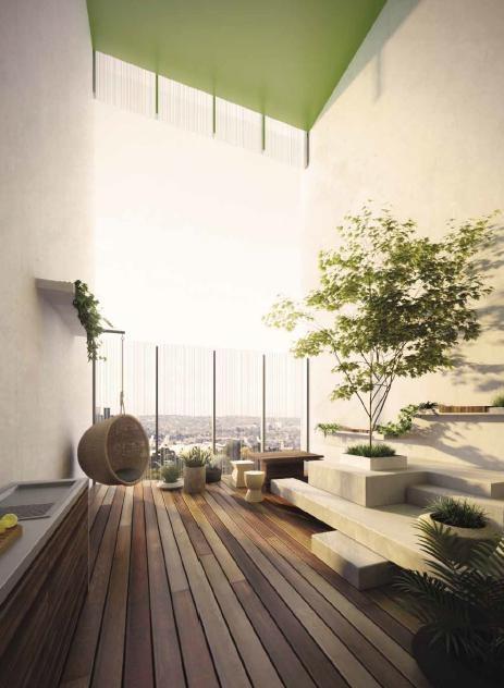 Diseño Interior Render