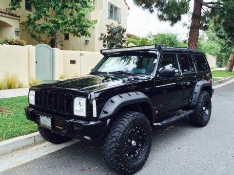 1998 Jeep Cherokee Limited Sport 4.0L