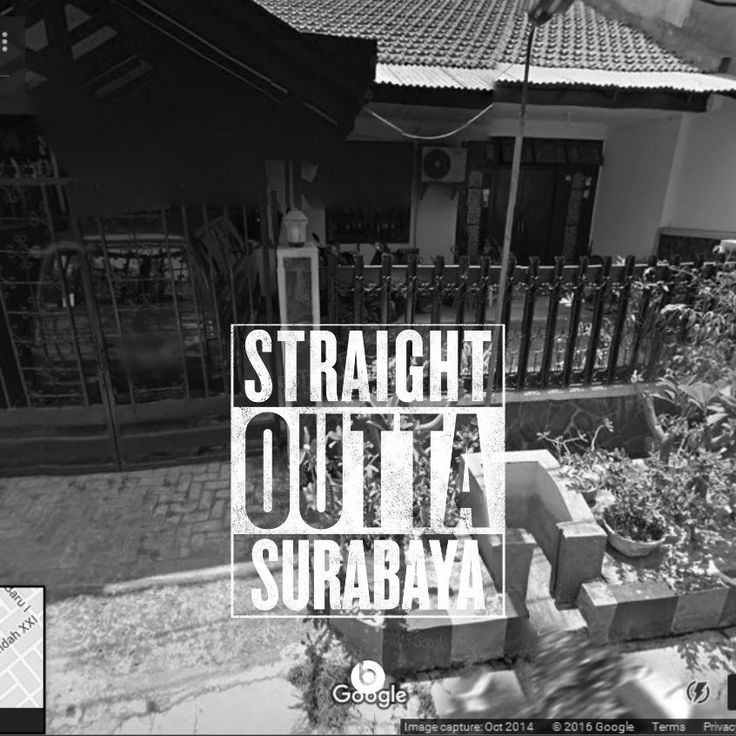 Straight Outta Surabaya
