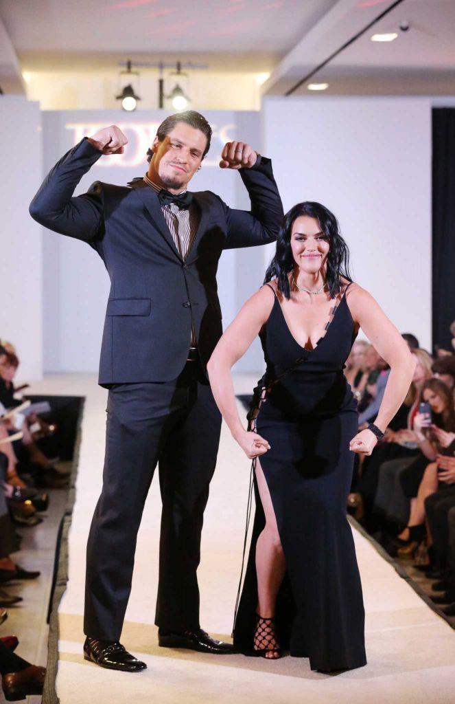 Brian and Megan Cushing  Photo: Jon Shapley, Houston Chronicle / © 2015  Houston Chronicle