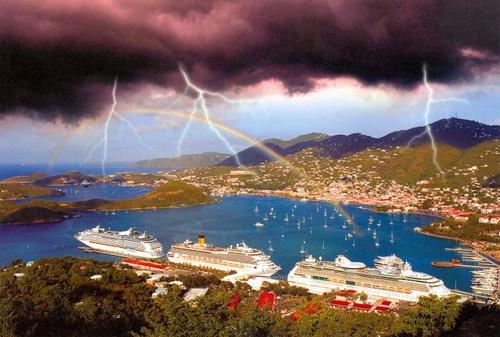 st thomas virgin islands weather april