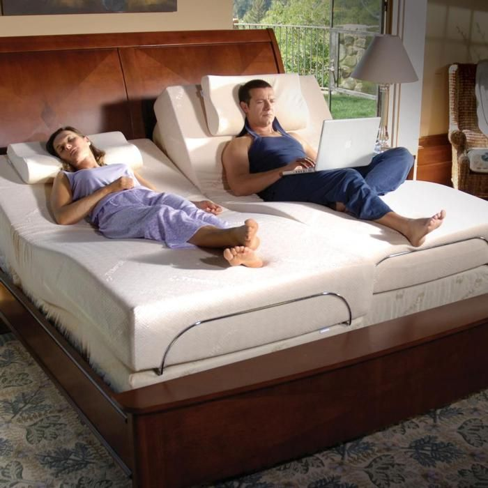 bed frames for tempurpedic | Tempur Pedic Adjustable Foundation with Therapeutic Massage