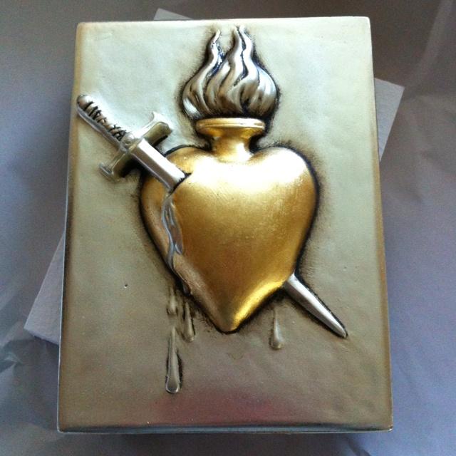 Wendy J's latest Sid Dickens tile