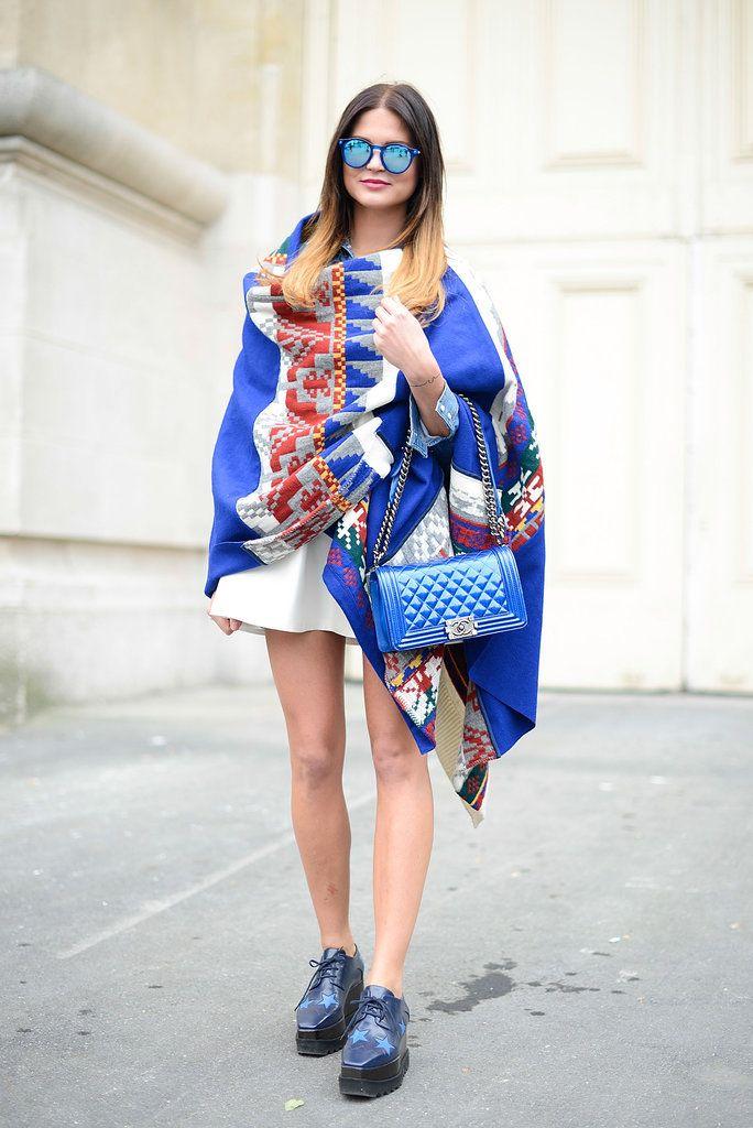 Fashion Week Spring 2015 Street Style