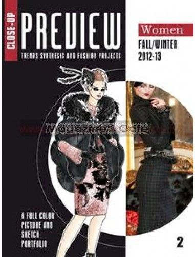 new publication, Close-up Preview looks at womens fashion trend