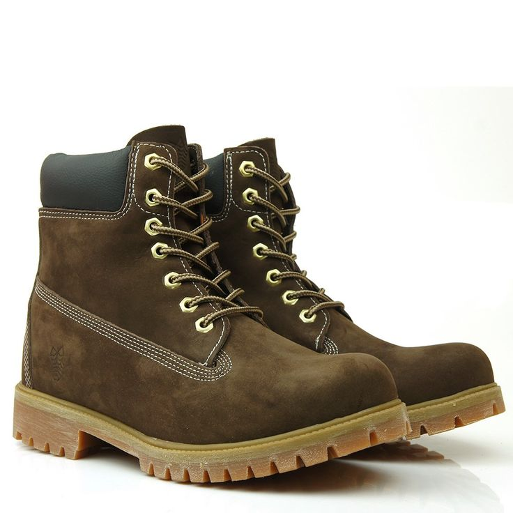 Black Boots - Bota Black Boots Rappa Gold Nb Brown - BlackBoots