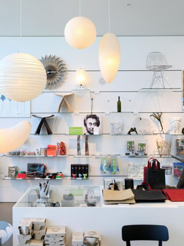 Vitra.事例紹介 / Home Stores / Vitra Design Museum Shop