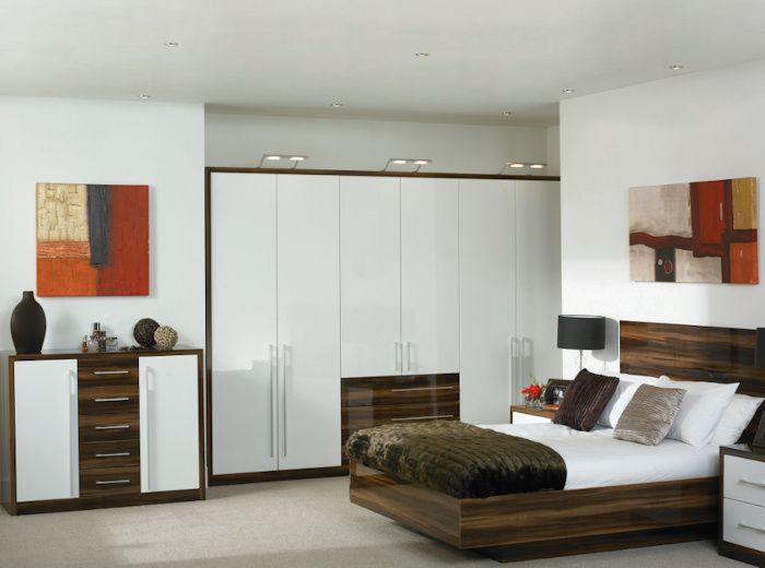 Bella High Gloss Plum Prunus and White Bedroom. Bedroom WardrobeWardrobe DoorsMaster ... & 13 best Master Bedroom images on Pinterest | Bedrooms Luxury ...