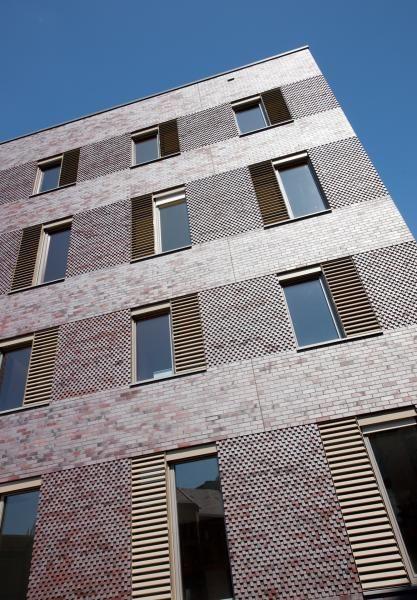 ST. HEDWIG HOSPITAL, BERLIN | Janinhoff Klinkermanufaktur