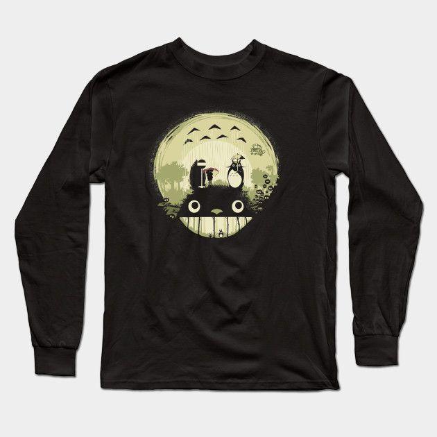 Forest Dream Long Sleeve T-Shirt