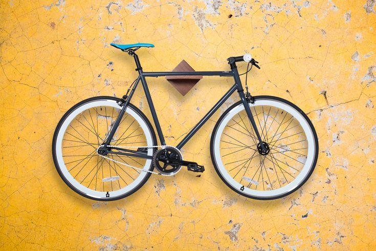 16 best Hanging Bikes images on Pinterest   Bicycle storage, Bike ...