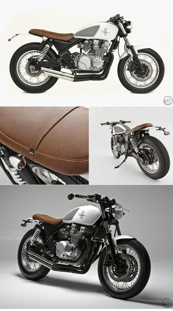 Ellaspede ZR550 Zephyr :: via Return of the Cafe Racer