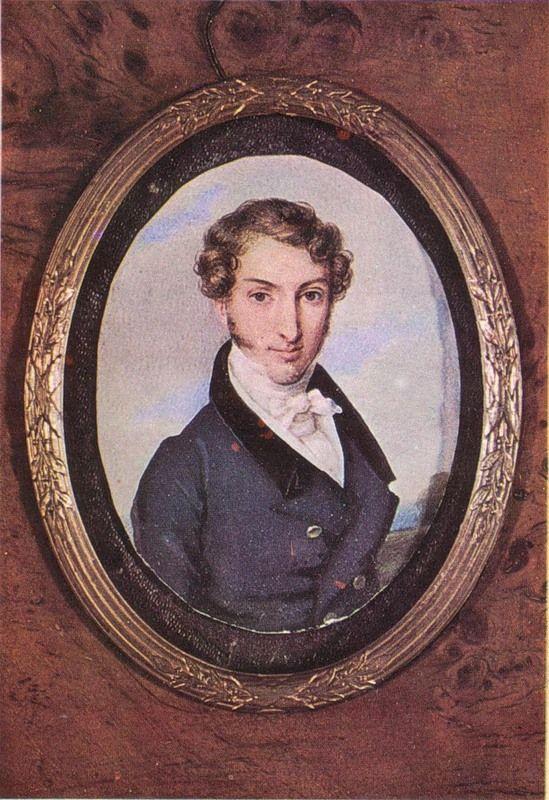 князь Трубецкой  Сергей  Петрович (1790 = 1860)