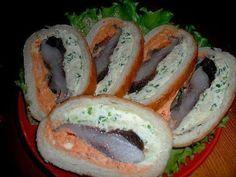шеф-повар Одноклассники: Оригинальные бутерброды с селедкой