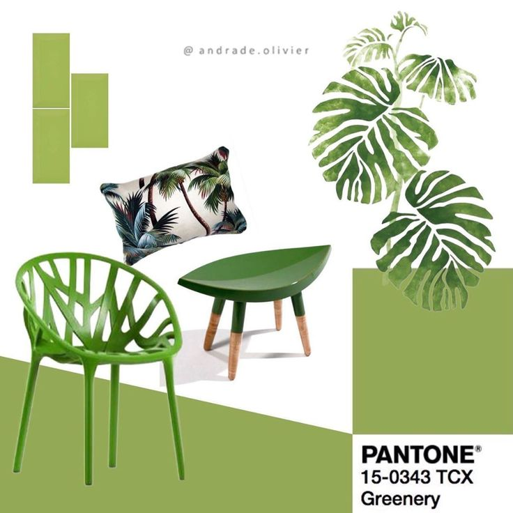 🌴🌴 Pegando carona na vibe tropicalíssima da cor 2017 da @pantone, lançamos esse board de elementos escolhidos a dedo!  . . . #ColorOftheYear2017 #2017 #trending #cool #color #cor #green #greenery #leaf #tropical #pantone #arquitetura #decor #design #projeto #decoração #interiorstyle #instagram #archilovers #instadecor #instahome #architecture #interiors #homedecor #home #love