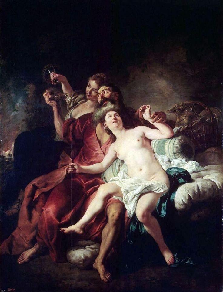 Troy Jean Francois - 1721 Μουσείο Ερμιτάζ