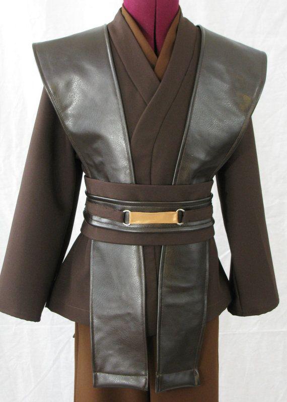 Anakin Skywalker Custom Costume by NeverbugCreations on Etsy