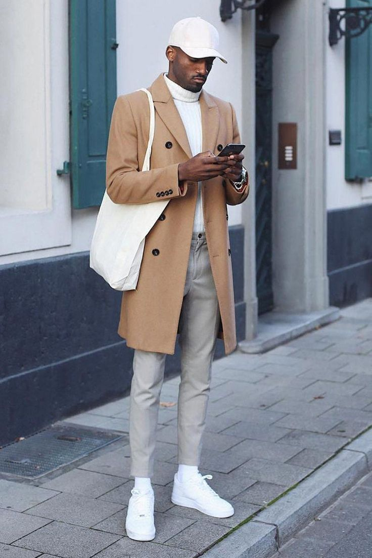Casual Look For Men, Casual Looks, Black Men Casual Style, Men Casual Styles, Casual Man, Mode Streetwear, Streetwear Fashion, Mens Urban Streetwear, Stylish Mens Outfits