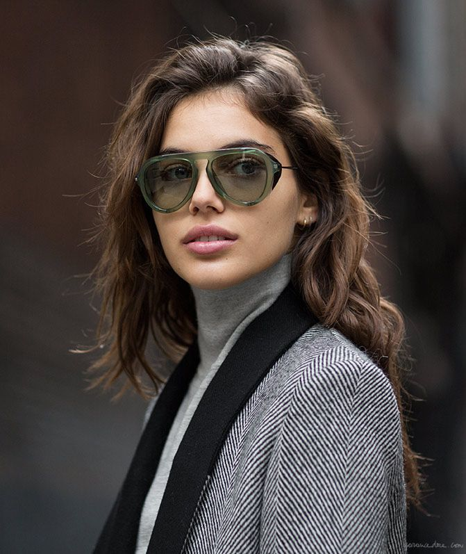 Winter Sunglasses, Gucci / Garance Doré