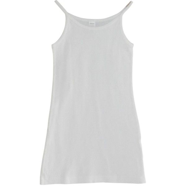 dress AMERICAN APPAREL (€22) ❤ liked on Polyvore featuring dresses, tops, shirts, clothes - dresses, american apparel, american apparel dress, summer dresses and summer cocktail dresses
