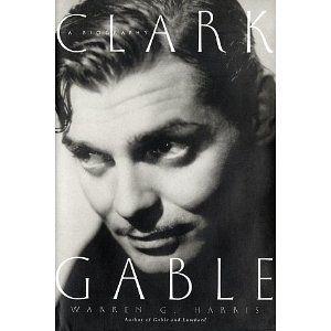 Clark Gable by Warren Harris