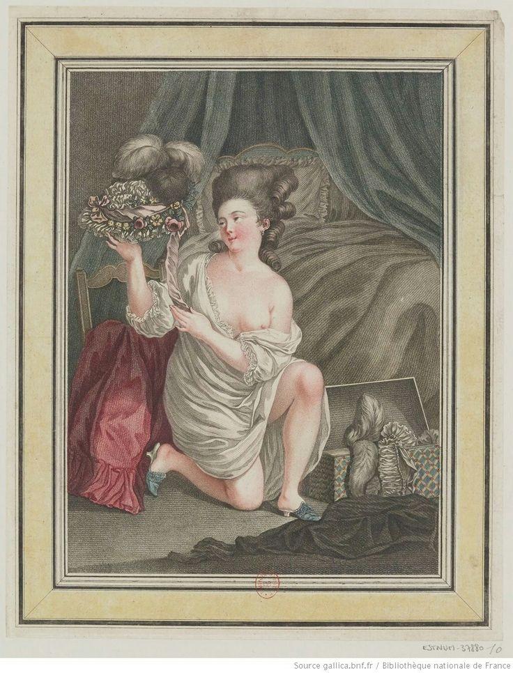 Titre : [L'Espoir d'un heureux jour, ou la Femme au chapeau] : [estampe] / [Louis-Marin Bonnet] Auteur : Bonnet, Louis-Marin (1743-1793). Graveur Date d'édition : 17..
