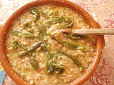 Recetas de Nuestra Tierra: Gazpacho Caliente  http://magazine.horasur.com/?p=395