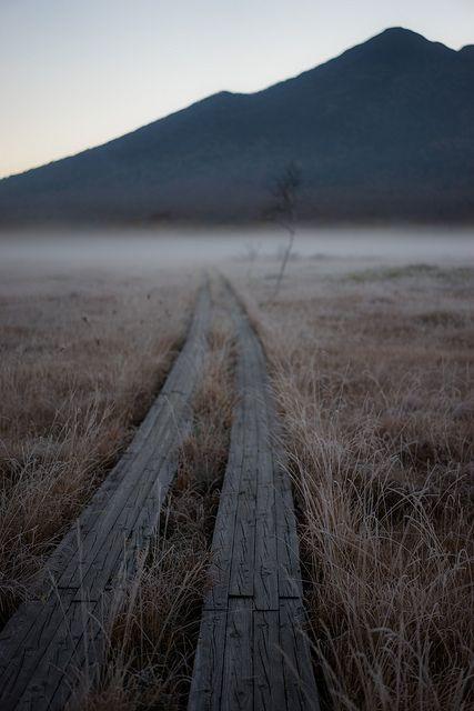 Before the dawn | 群馬県 尾瀬ヶ原 Ozegahara, Gunma Prefecture (Kantō, Japan)