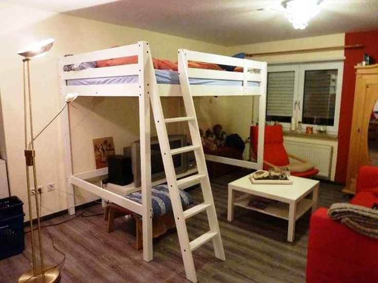 Ikea Stora Loft Bed For Small Bedrooms Http Ikea