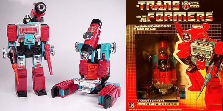 Perceptor - Transformers G1