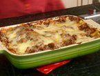The Neelys Lasagna - gluten free noodles